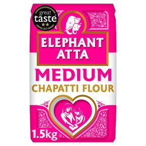 Elephant Atta Medium Chapatti Flour