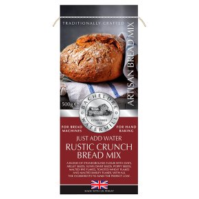 Bacheldre bread mix rustic crunch