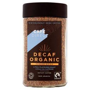 Cafédirect Organic Decaf