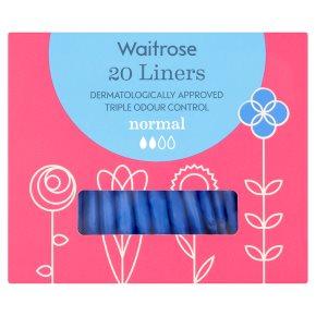 Waitrose Normal Liners