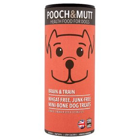 Pooch & Mutt Brain & Train Treats