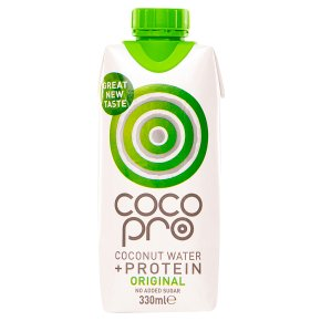 CocoPro Protein Coconut Water
