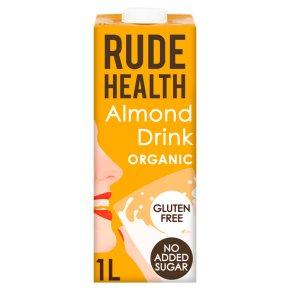 Rude Health organic longlife almond drink
