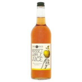 James White Russet Apple Juice