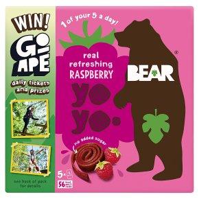 Bear for kids 100% fruit yo yos