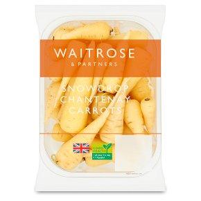 Waitrose Snowdrop Carrots