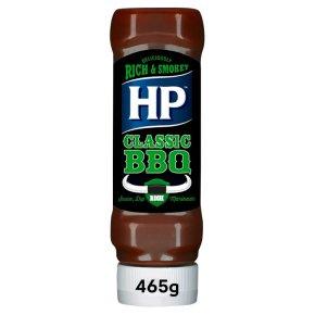 HP classic woodsmoke BBQ sauce