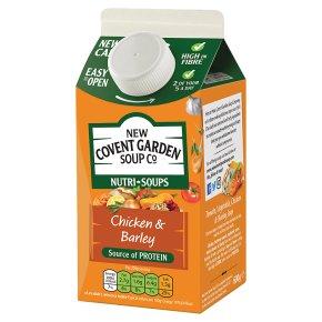 New Covent Garden Chicken & Barley Nutri Soup