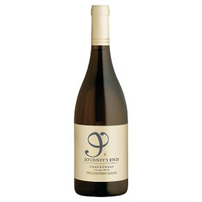 Journey's End, Chardonnay, South African, White Wine
