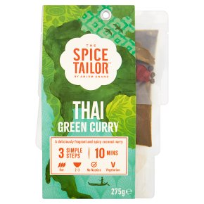The Spice Taylor Thai Green Curry