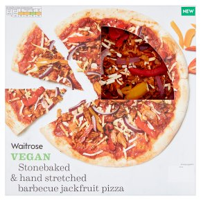 Waitrose Vegan Stonebaked Barbecue Jackfruit