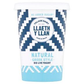 Llaeth Y Llan Natural Bio-Live Yogurt