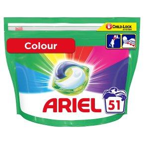 Ariel 55 Pods Colour & Style