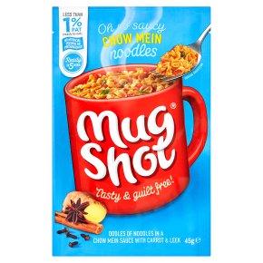 Mug Shot Chinese style noodles