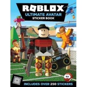 Roblox Sticker Book