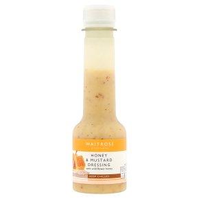 Waitrose Fresh Honey & Mustard Dressing