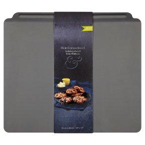 from Waitrose 35x30cm hard anodised baking sheet