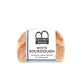 Bertinet White Sourdough Loaf