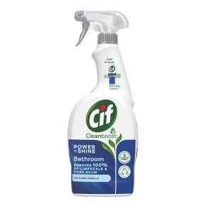 Cif Power and Shine Bathroom Spray 700ml
