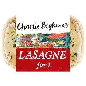 Charlie Bighams Lasagne