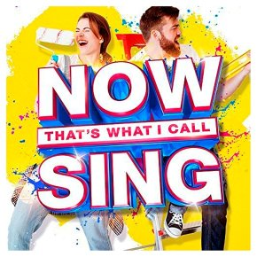 CD Now That's What I Call Sing