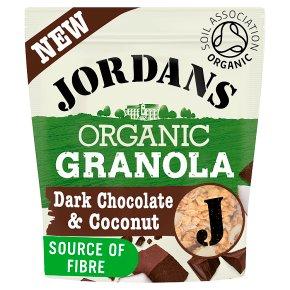 Jordans Granola Dark Chocolate & Coconut