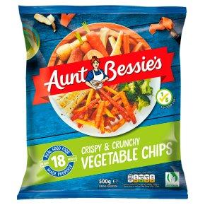 Aunt Bessie's Vegetable Chips