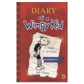 Diary Of A Wimpy Kid Jeff Kinney