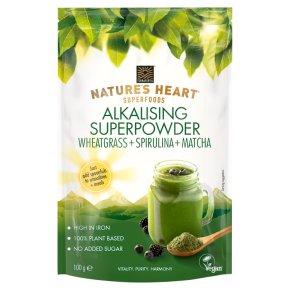 Nature's Heart Alkalising Super Powder