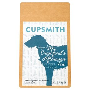Cupsmith Organic Crawfords Anoon Tea 15
