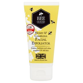 Bee Good facial exfoliator