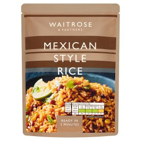 Waitrose Mexican Style Rice