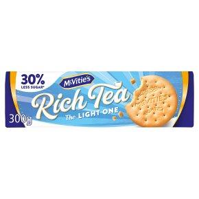 McVitie's rich tea lights