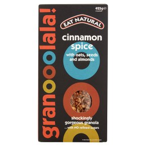 Eat Natural Cinnamon Spice Granooolala