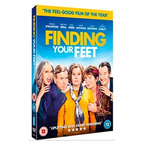 DVD Finding Your Feet