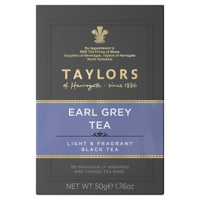 Taylors Earl Grey Tea 20s