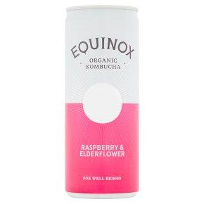 Equinox Kombucha Raspberry