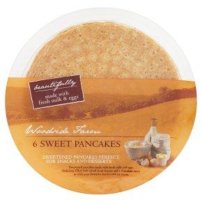 Woodside Farm sweet pancakes