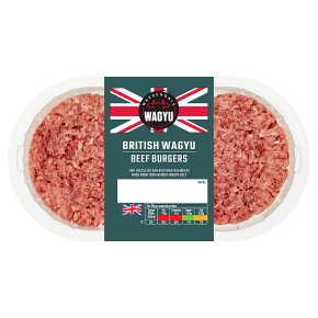 Warrendale British Wagyu Beef Burgers