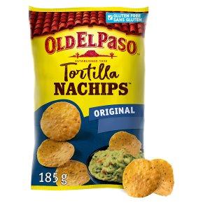 Old El Paso Tortilla Nachips