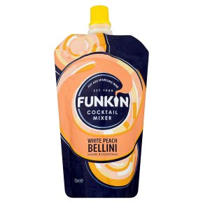 Funkin Cocktail Mixer White Peach Bellini