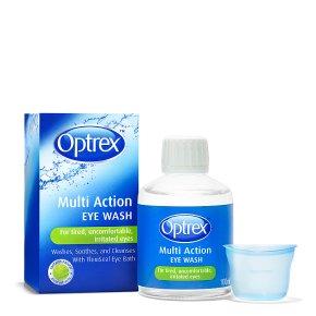 Optrex multi action eyewash
