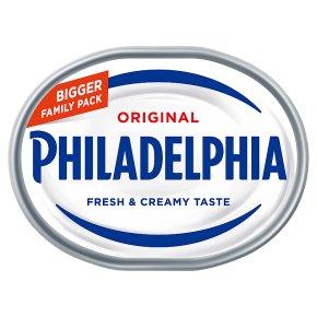 Philadelphia Original Soft White Cheese 340g