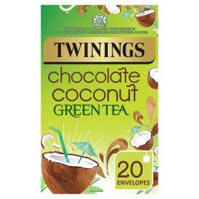 Twinings Coconut & Chocolate Green Tea