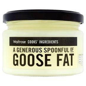 Waitrose Cooks' Ingredients goose fat