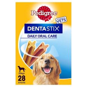 PEDIGREE DentaStix Daily Dental Chews Large Dog 28 Sticks