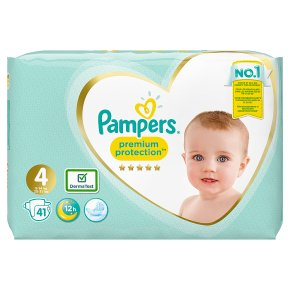Pampers 9-14kg Size4