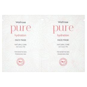 Waitrose Pure Face Mask