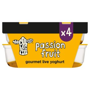 The Collective Passion Fruit Yoghurt