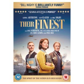DVD Their Finest